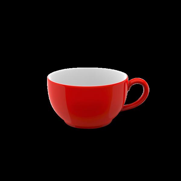 Cappuccino Obertasse Signalrot (0,3l)