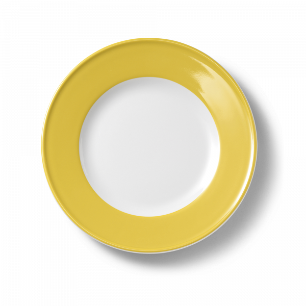 Speiseteller Sonnengelb (26cm)