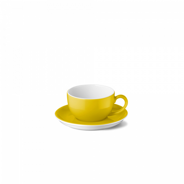 Set Espressotasse Sonnengelb (0,1l)