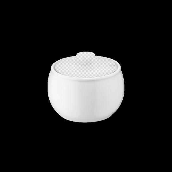 Zuckerdose ohne Deckel Weiß (0,3l)