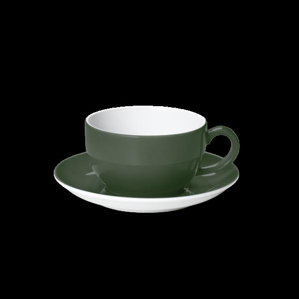 Set Cappuccinotasse Russischgrün (0,3l)