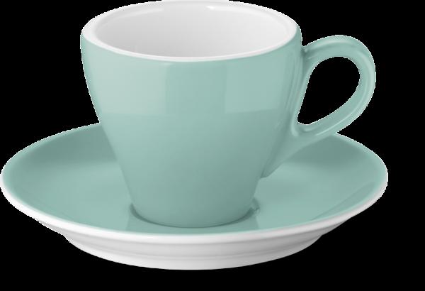 Set Espressotasse Türkis (0,09l)