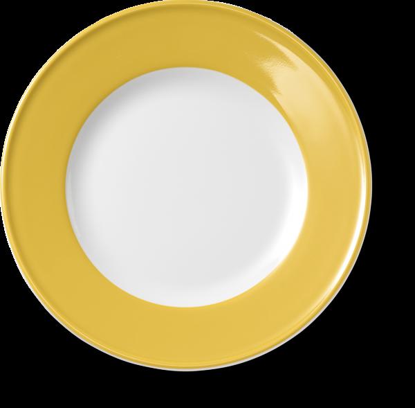 Platzteller Sonnengelb (31cm)
