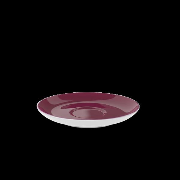 Tee Untertasse Bordeaux (15cm)