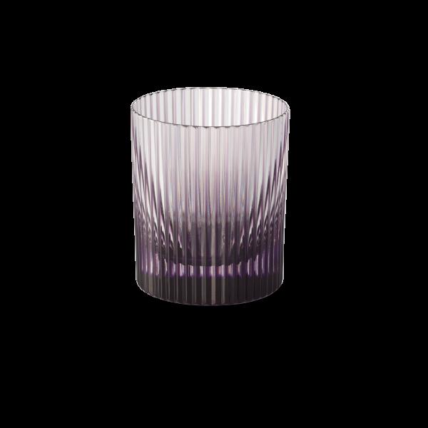 Glas 0,3 l lila