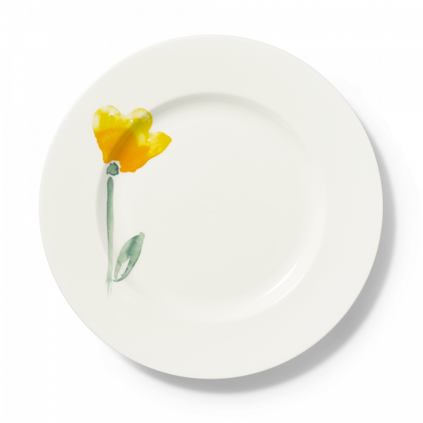 Charger Plate Sun Yellow (31cm)