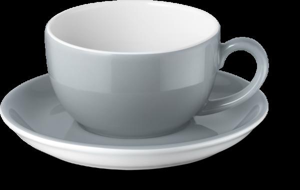 Set Espressotasse Grau (0,1l)