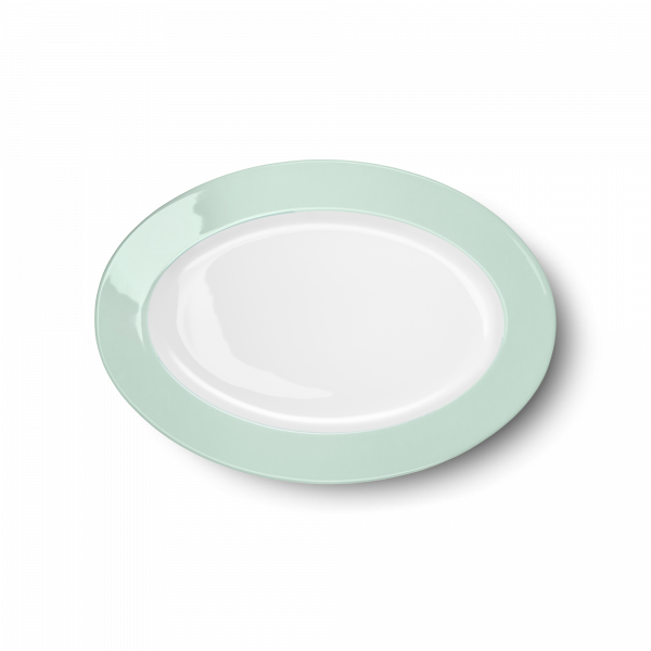 Oval Platter Mint (29cm)