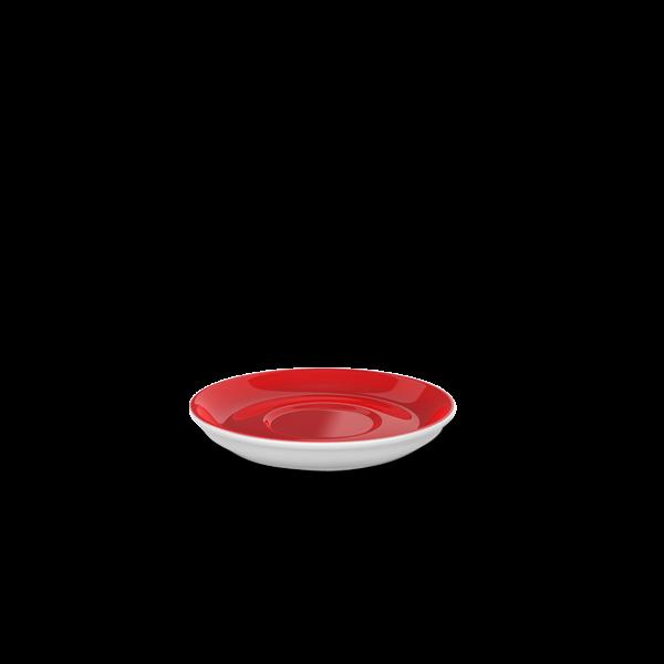 Espresso Untertasse Signalrot (11cm)