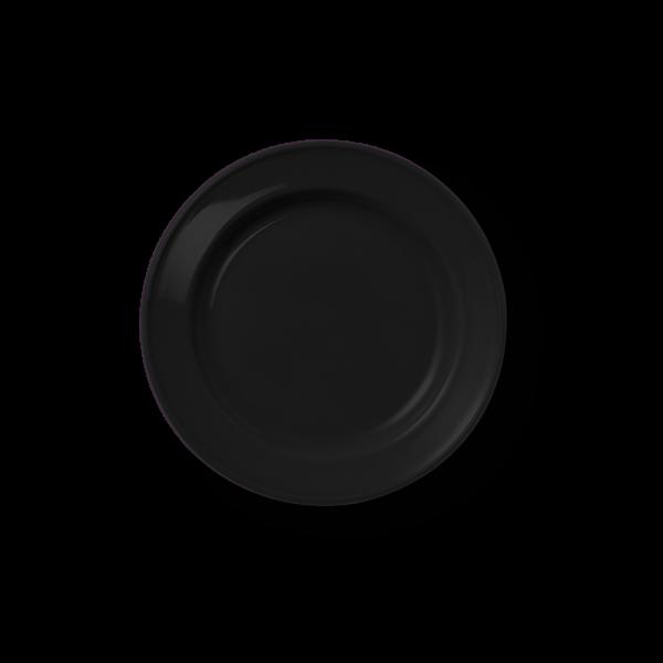 Dessertteller Schwarz (19cm)