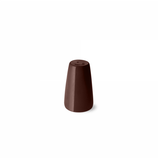 Salzstreuer Kaffeebraun
