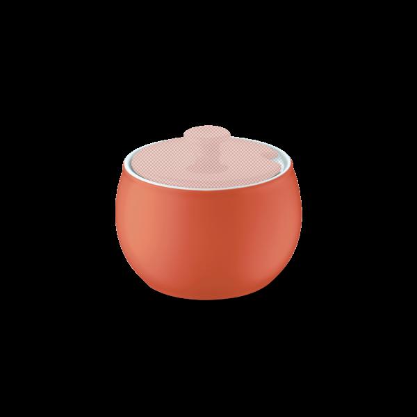 Zuckerdose ohne Deckel Koralle (0,3l)