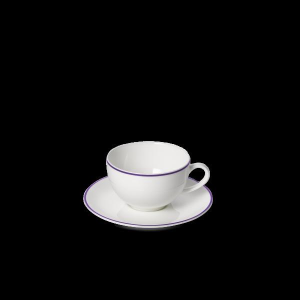 Set Espressotasse Violett (0,11l)