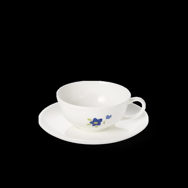 Set Teetasse Blau (0,2l)