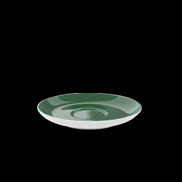 Tee Untertasse Tannengrün (15cm)
