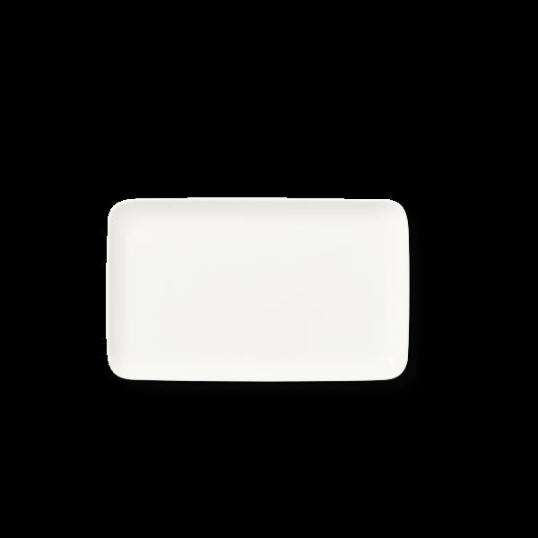 Rechteckige Platte (25cm)
