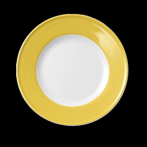 Speiseteller Sonnengelb (28cm)