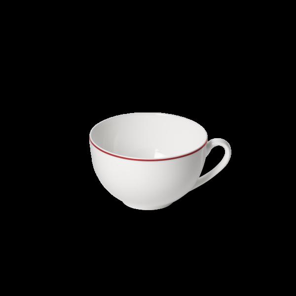 Kaffeetasse Rot (9,7cm; 0,25l)