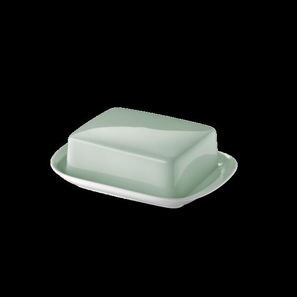Butter dish Sage