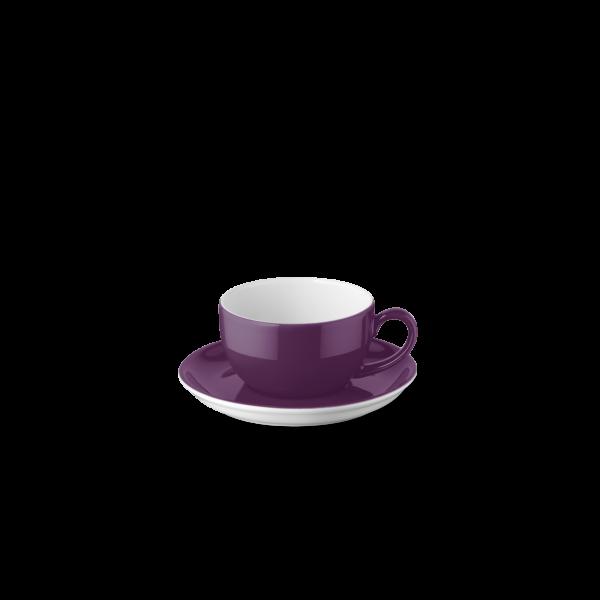 Set Espressotasse Pflaume (0,1l)