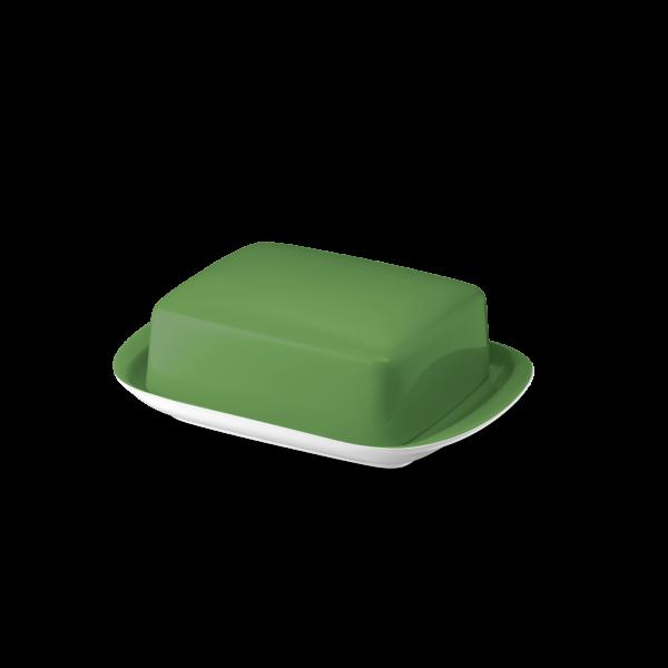 Butter dish Apple Green