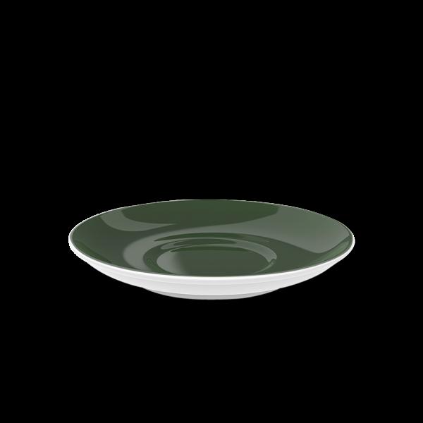 Cappuccino Untertasse Russischgrün (16cm)