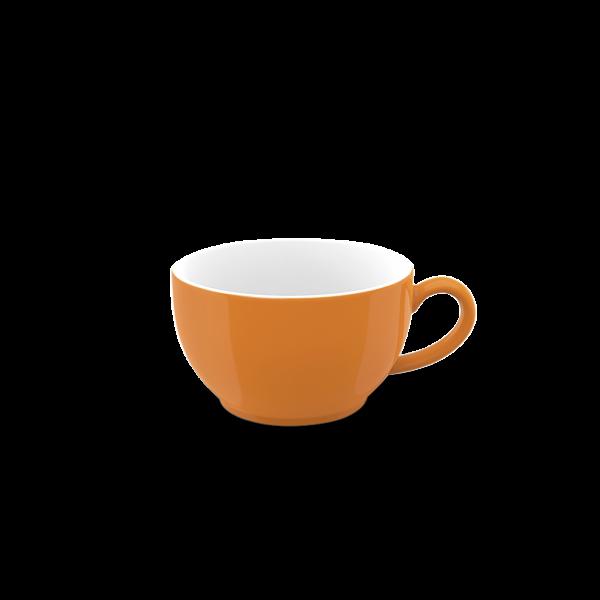 Kaffee/Tee Obertasse Orange (0,25l)