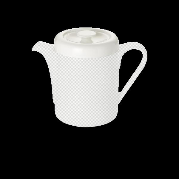 Deckel kaffeka. 0,50 l stapelbar weiss