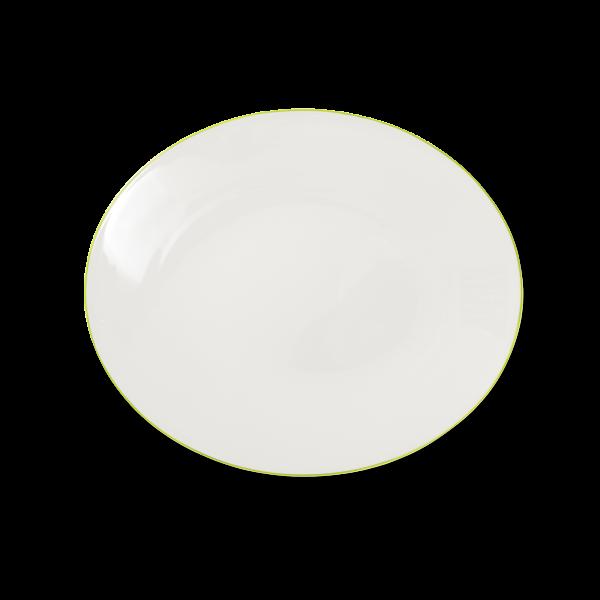 Ovale Platte Limone (32cm)