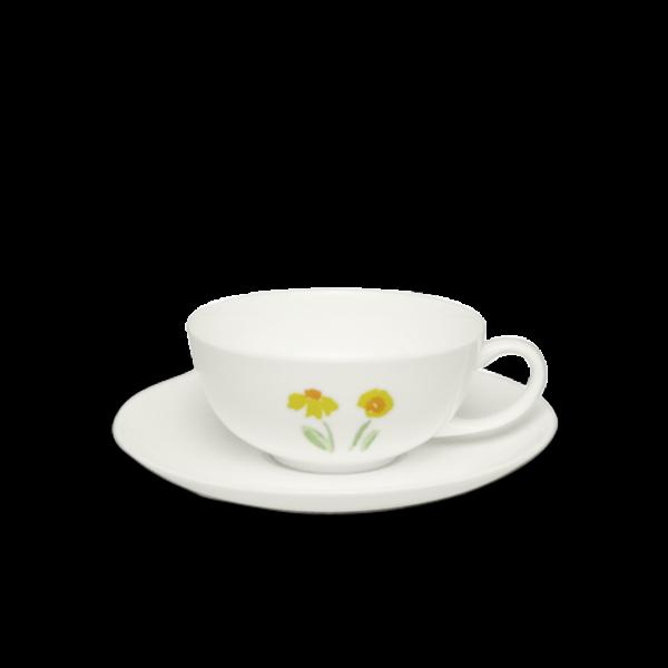Set Teetasse Gelb (0,2l)