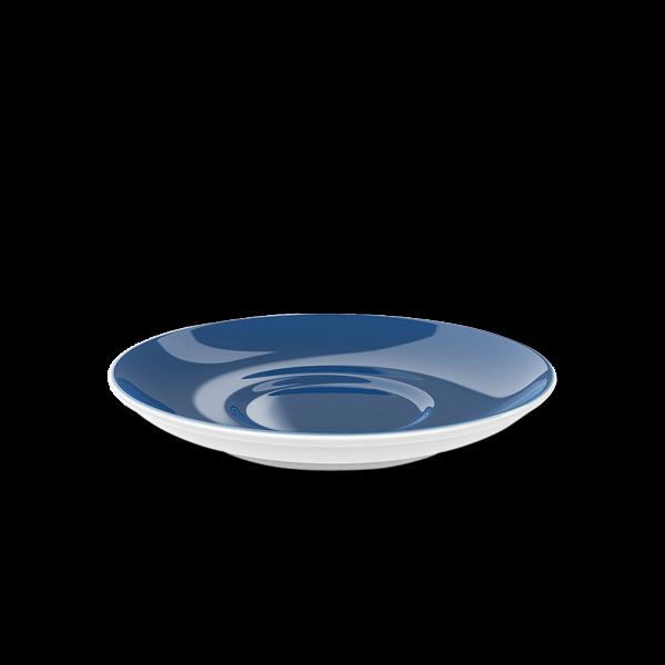 Cappuccino Untertasse Pazifikblau (16cm)