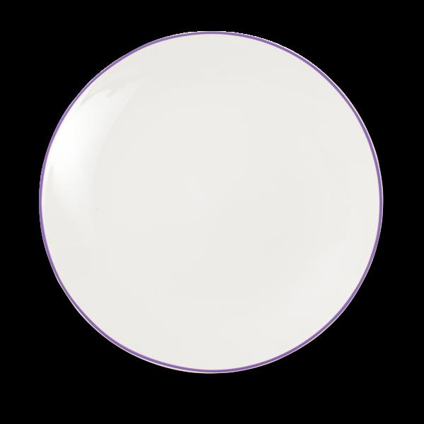 Platzteller Violett (32cm)