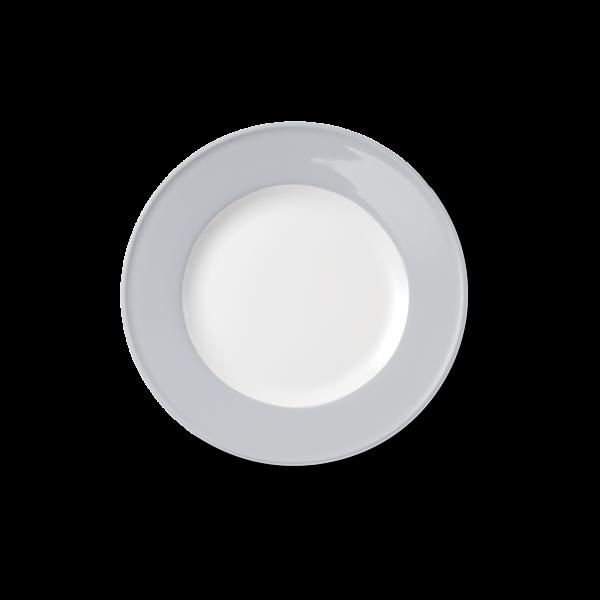 Dessertteller Lichtgrau (21cm)