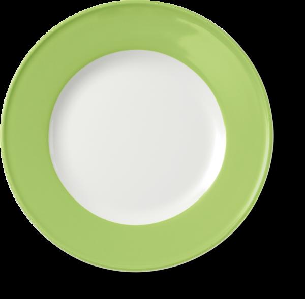 Dessertteller Maigrün (19cm)