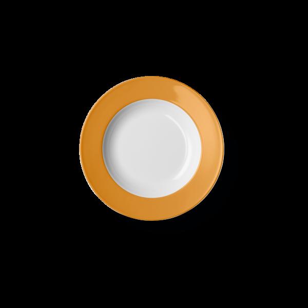 Bread Plate Amber (17cm)