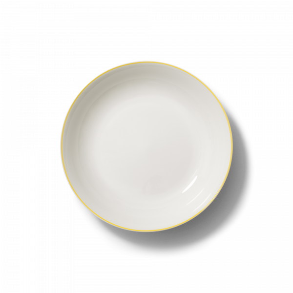 Soup Plate Sun Yellow (22,5cm)