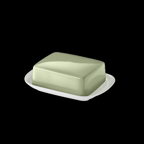 Butterdose Oberteil Khaki