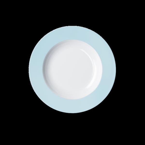 Soup Plate Ice Blue (23cm)