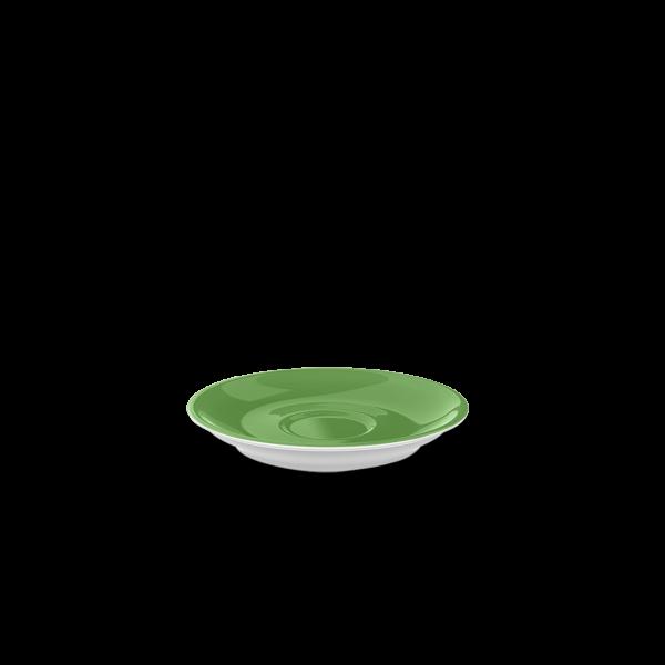 Espresso Untertasse Classico Apfelgrün (11,9cm)