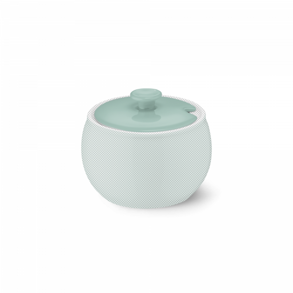 Lid for sugar bowl Turquoise