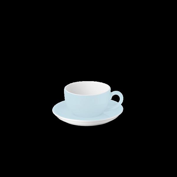 Set Espressotasse Eisblau (0,1l)