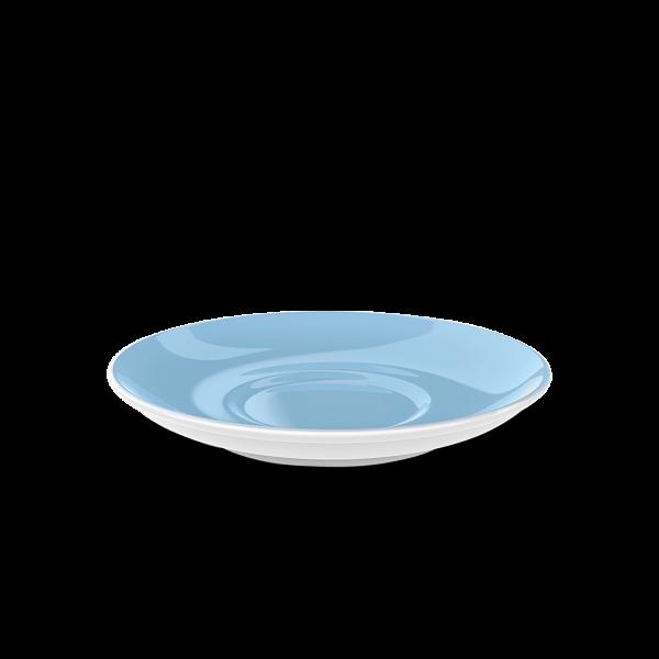 Cappuccino Untertasse Hellblau (16cm)