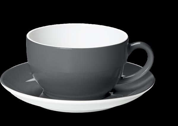 Set Kaffeetasse Anthrazit (0,25l)