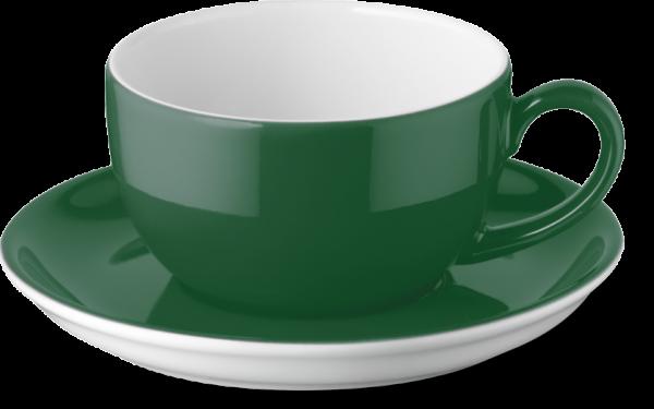 Set Espressotasse Tannengrün (0,1l)