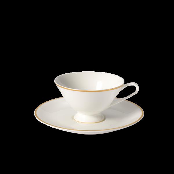 Set Kaffee/Teetasse Gold (0,2l)
