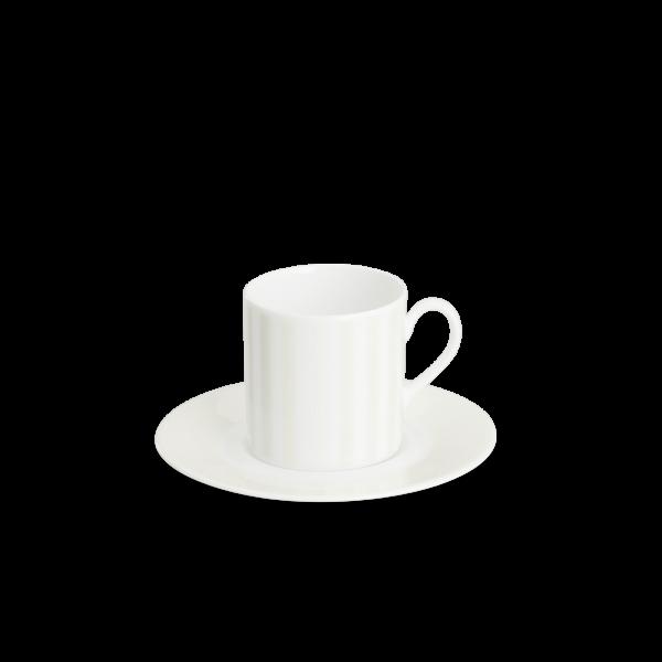 Set Espressotasse Hellgrau (0,1l)