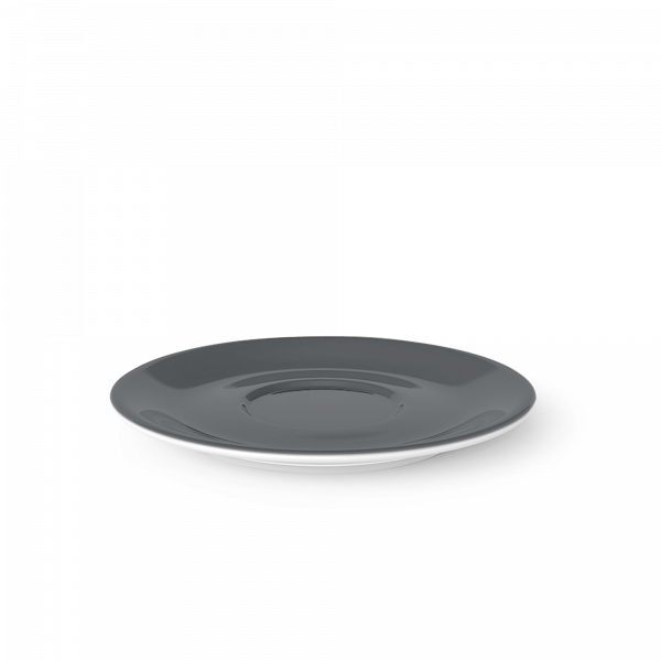 Jumbo Untertasse Anthrazit (19,5cm)
