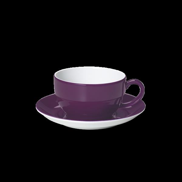 Set Kaffeetasse Pflaume (0,25l)