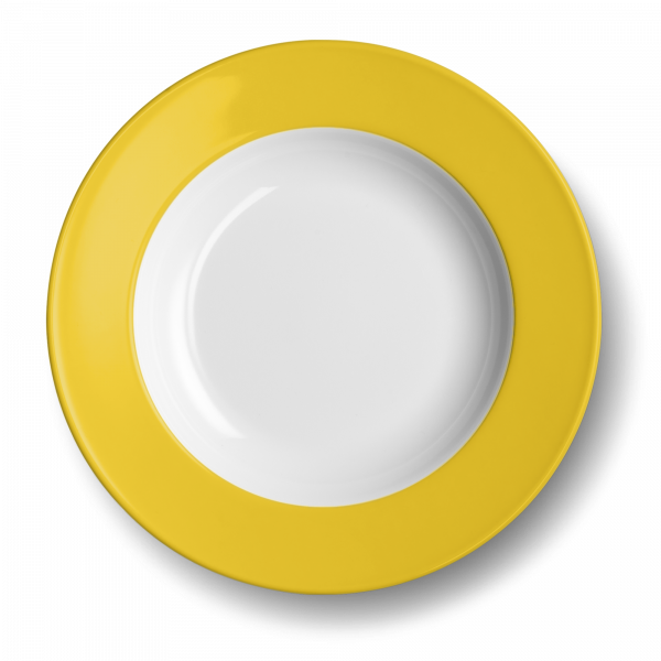 Pastateller Sonnengelb (31cm)