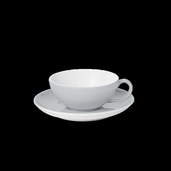 Set Teetasse Lichtgrau (0,22l)